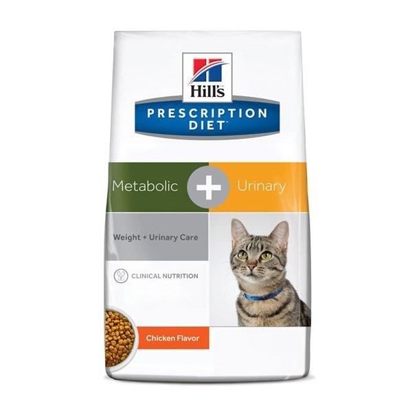NYHED: Feline Metabolic Plus Urinary 1,5 kg