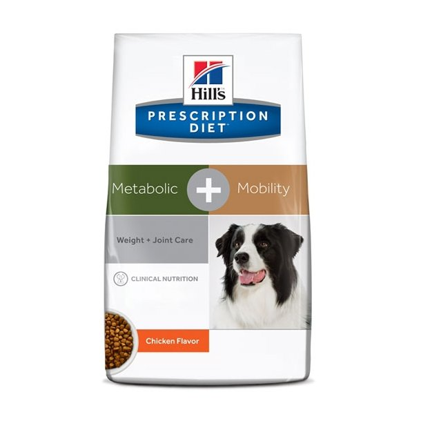 Canine Metabolic Plus Mobility 4 kg.