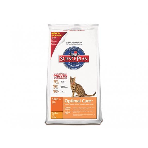 Hill's Science Plan Feline Adult Chicken, 2 kg.