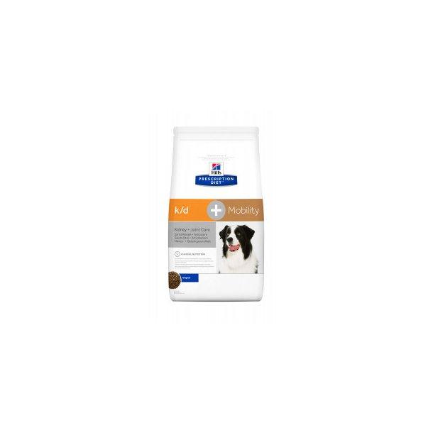 Canine k/d + mobility 12 kg