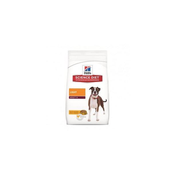 Canine Adult Light 12 kg.