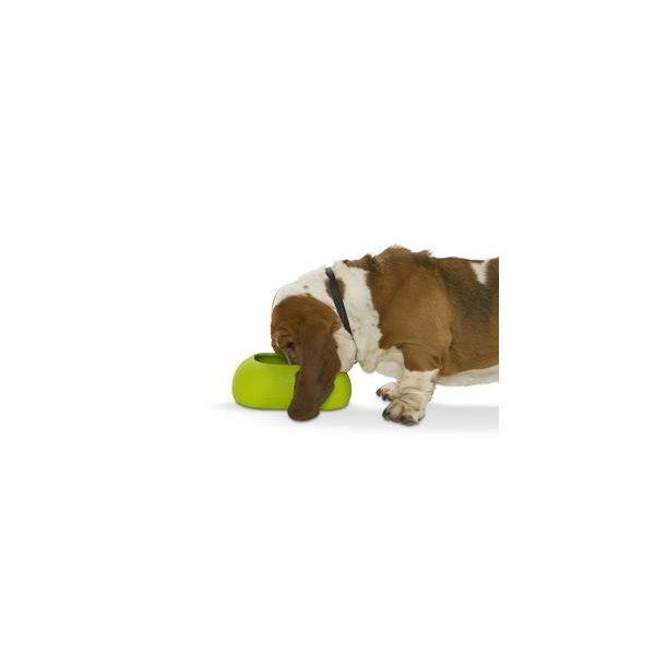 BUSTER IncrediBowl limegrøn str. S (1 liter)