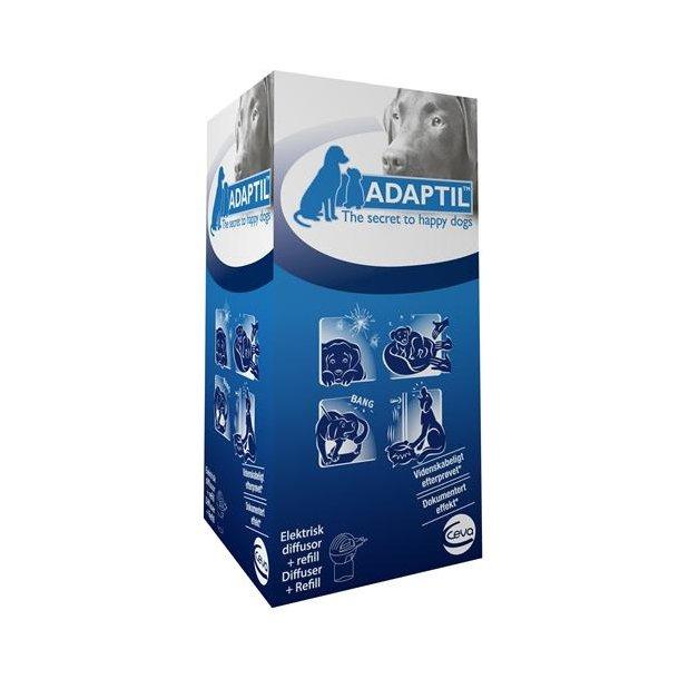 ADAPTIL diffusor m/flaske 48 ml t/hund (D.A.P.)