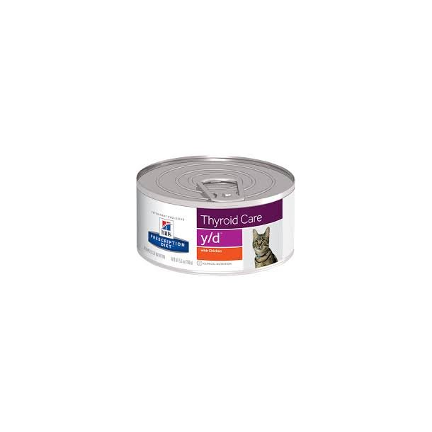 Feline y/d 24x156 gram dåser