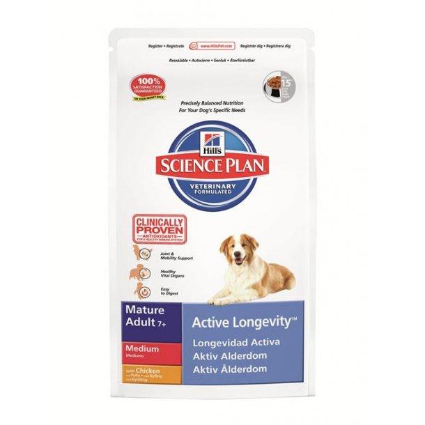 Canine Mature Medium 12kg