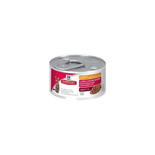 Feline Adult Light Chicken Pâté 24x85 gram dåser