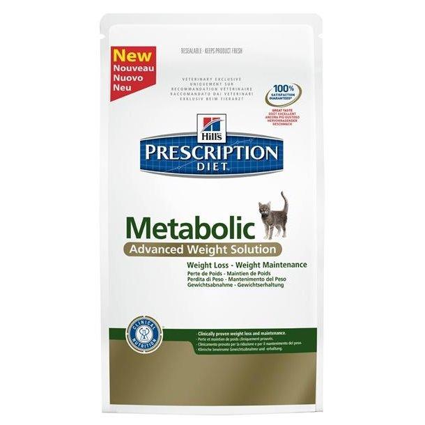 Nyhed: Metabolic Feline 1½ kg.