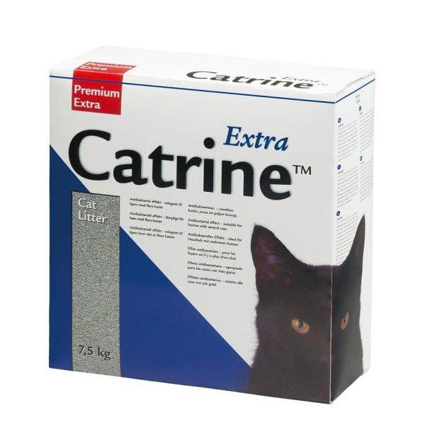 Catrine Ekstra kattegrus 7,5 kg