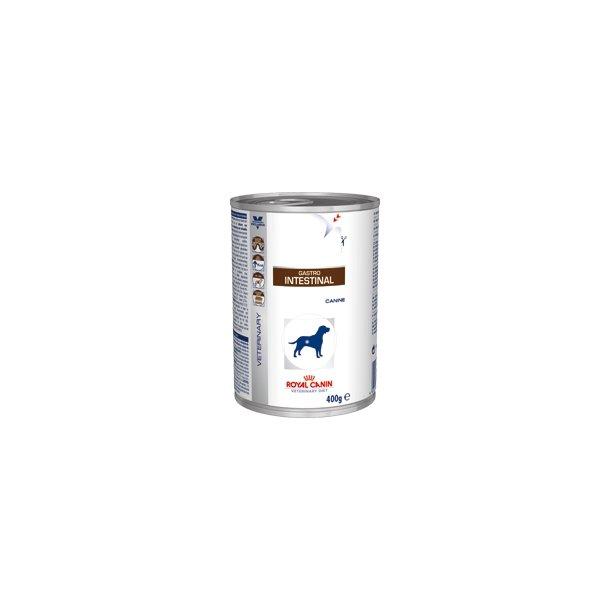 GASTRO-INTESTINAL vådfoder. 400 g dåser, 12 stk
