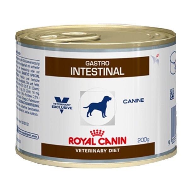 GASTRO-INTESTINAL vådfoder. 200 g dåser, 12 stk